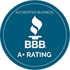 Accredited Award A+ Rating