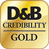Accredited Award D&B Gold Rated